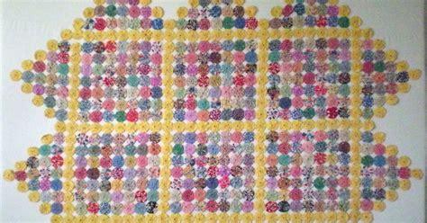 Yo Yo Quilt Patterns Free by Debby Kratovil Quilts Antique Yo Yo Quilt