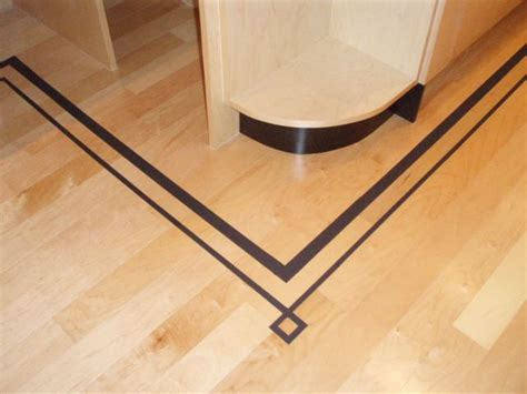 wood floor l plans 13 best images about painted borders for floors on