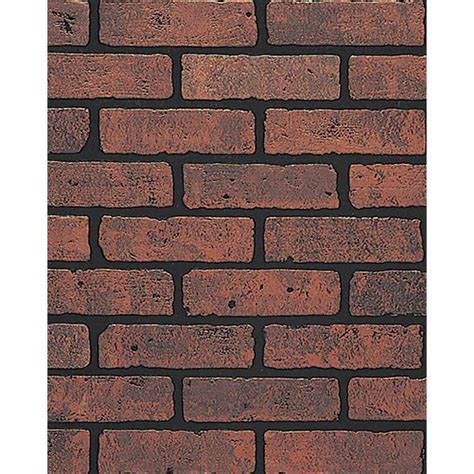 shop dpi 1 4 in x 4 ft x 8 ft brick eggshell hardboard wall panel at lowes about