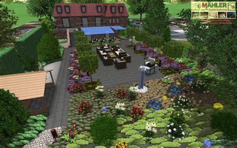 gartenplanung beispiele gartenplanung kleve galabau m 228 hler traumgarten