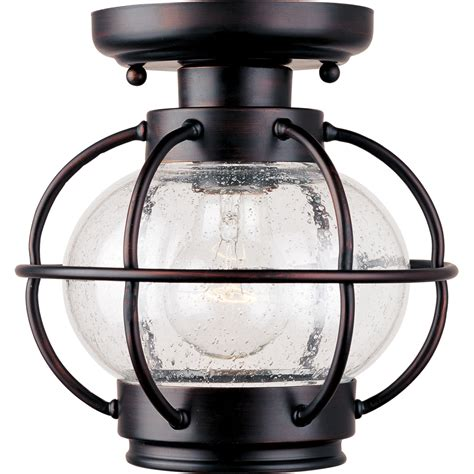 flush mount outdoor lighting fixtures maxim lighting international portsmouth outdoor semi flush