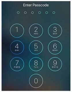 viral video claiming iphone passcode 'glitch' is false