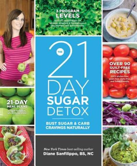 21 Day Detox Diet Recipes by 7 Health Books To Help Jump Start The New Year Working