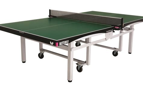 Butterfly Centrefold 25 Rollaway Table Tennis Table