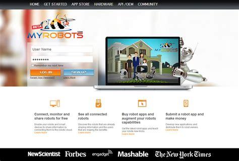 My Robot 1 2 Tamat nouveau portail myrobots jpg blogue robotshop