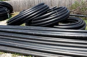 types of water pipes