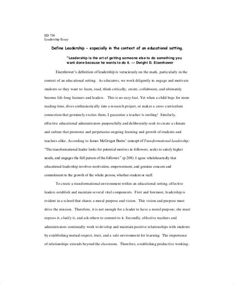 Formal Essay Definition by 5 Formal Writing Exles Sles