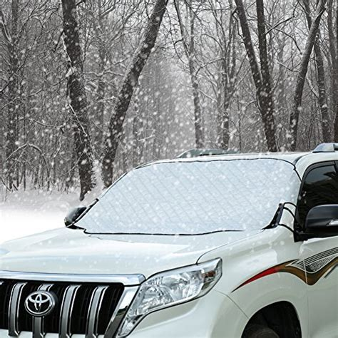 top   windshield ice  snow covers   reviews topperfect