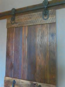 Antique Barn Door Rollers Colors And Colour Contrast On