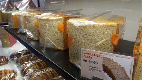 merk roti gandum  enak  bagus  diet