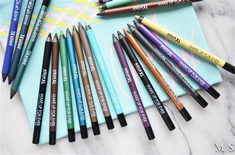 Eyeliner Pencil Makeover makeup forever aqua eye pencil makeup vidalondon