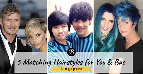 matching boyfriend haircut for women 5 matching couple hair designs for you and bae in singapore