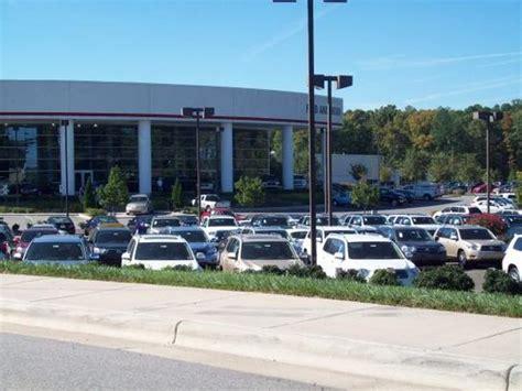 Toyota Dealership Raleigh Fred Toyota Raleigh Nc 27617 Car Dealership