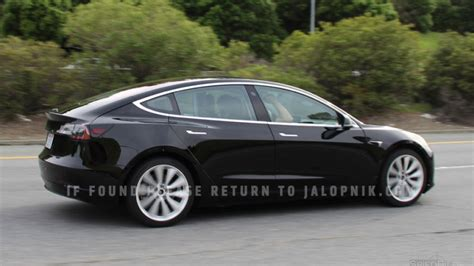 tesla model 3 jalopnik this is the tesla model 3 way before you re supposed to see it