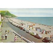 Postcard Of Seaton In Devon  Classic Image At Pedigree Automobiles