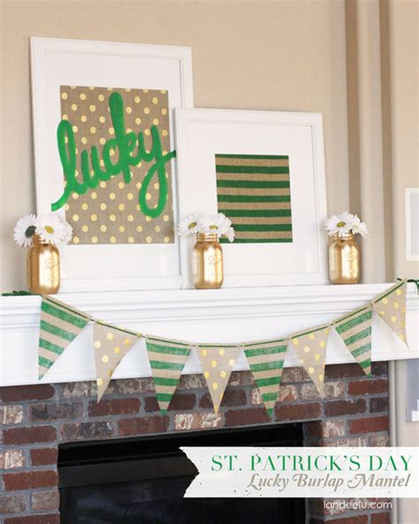 diy st s day decorations page 2 of 2 landeelu