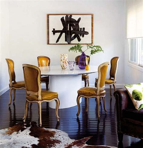 mixing old world style stylists beautiful dining rooms and gold chairs on pinterest