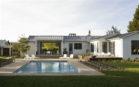 Modern House Wines by House A Tad Modern Siding Metal Roof And A