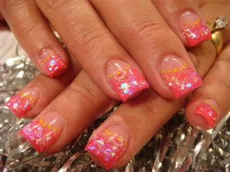 pretty nail designs for acrylic nails how you can do it at