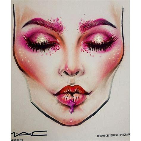 the 25 best mac face charts ideas on pinterest face best 25 facechart makeup ideas on pinterest face charts
