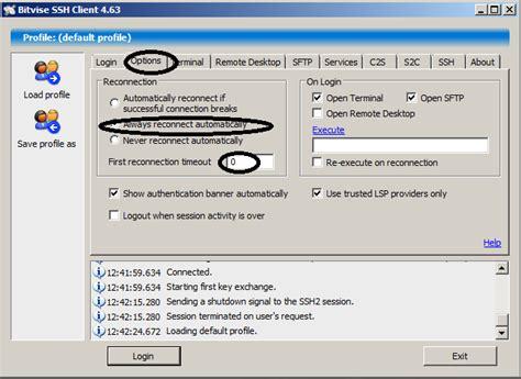 komputer semarang cara mengganti ip menggunakan proxy cara setting bitvise dan proxy untuk ssh menggunakan pc