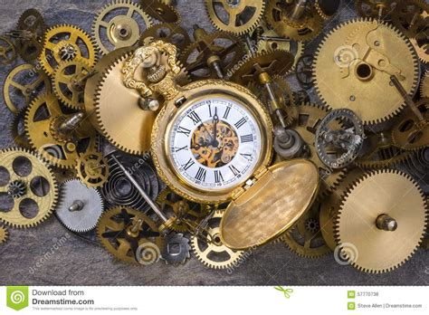 part of an old clock now a piece of art hmm vintage pocket watch and old clock parts cogs gears wheels