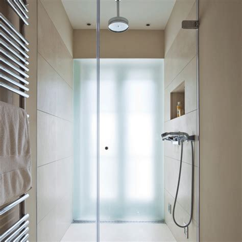 Clean Lined Shower Room Shower Room Ideas To Inspire You | clean lined shower room modern bathroom ideal home