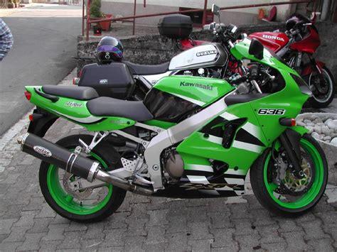 Motorrad Tuning Kawasaki Zx6r by Kawasaki Zx 6r