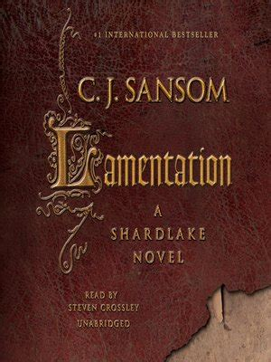 focus on revelation ebook lamentation by c j sansom 183 overdrive rakuten overdrive