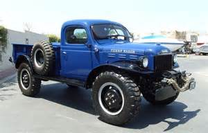 1946 Dodge For Sale 1946 Power Wagon For Sale Autos Post