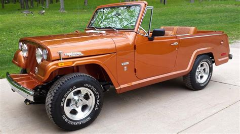1971 jeep commando 1971 jeep jeepster for sale 2076492 hemmings motor news