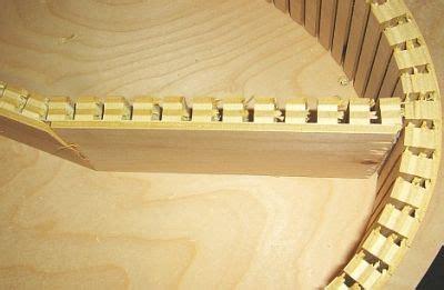 technique type  wood  bending   arch shape