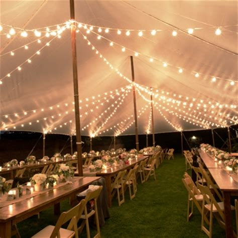 Outdoor Wedding Lighting Rental Outdoor Events In Michigan Ratliff Rental