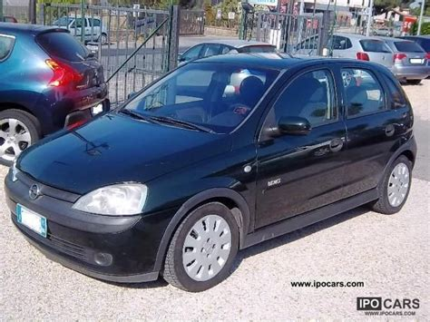 opel corsa 2002 2002 opel corsa photos informations articles