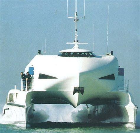 fastest catamaran ferry iris 6 1 a beautiful and fast catamaran ferry merchant