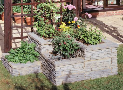 Retaining Wall Planter Ideas by Madoc Wall Planter Eclectic Landscape New York By
