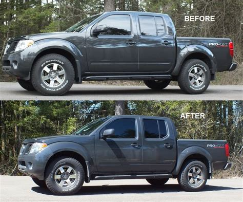 nissan frontier pro 4x lift kit leveling kits for 2002 nissan frontier