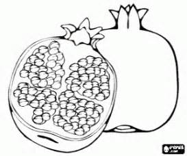 fruits coloring pages printable games