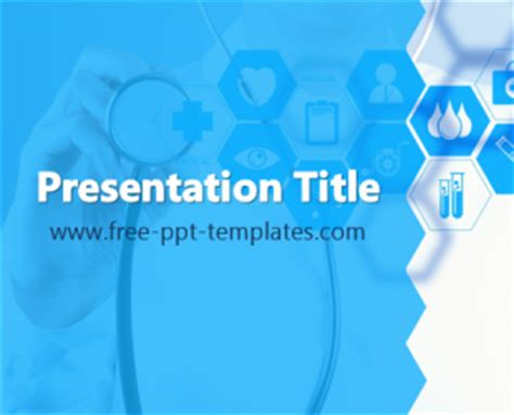 powerpoint template health health care ppt template free powerpoint templates
