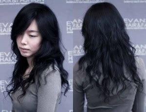 foto style rambut panjang model rambut keriting gantung pendek panjang