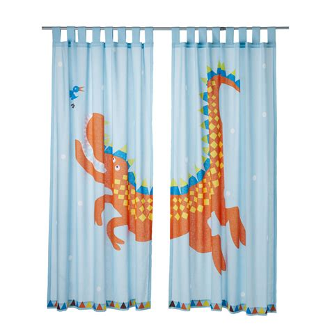 ikea baby curtains heltokig pair of curtains ikea baby boy room goes