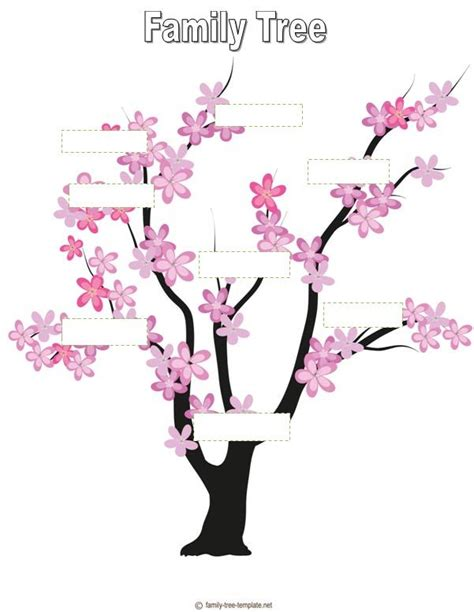 pretty family tree template 17 best images about family tree on trees