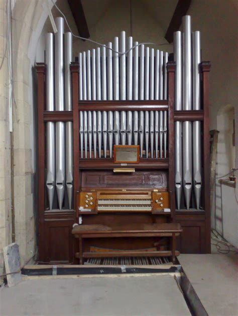 house organ bishop 1910 stephen adams organbuilder