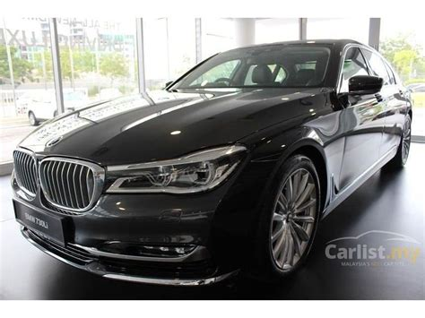 2013 Bmw 730li bmw 730li 2016 2 0 in selangor automatic sedan black for