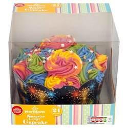 morrisons morrisons surprise centre celebration cake product information