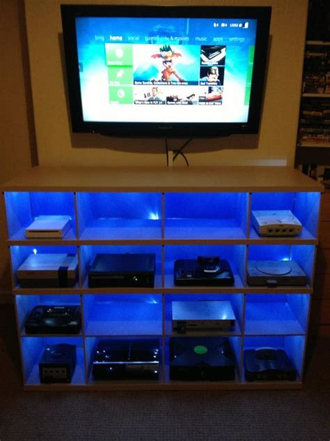 video game console cabinet buiding a retro gaming console cabinet http youtu be