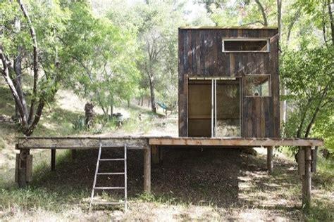 Cabin Retreats Tiny House Talk Builds Topanga Tiny Cabin Retreat