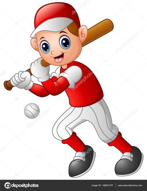 dibujos animados de ni 241 o jugando al f 250 tbol archivo imagenes de beisbol animadas ni 241 o de dibujos animados