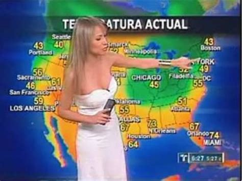 weather channel girls striping on tv sexy hot weather girls mary gamarra jpg