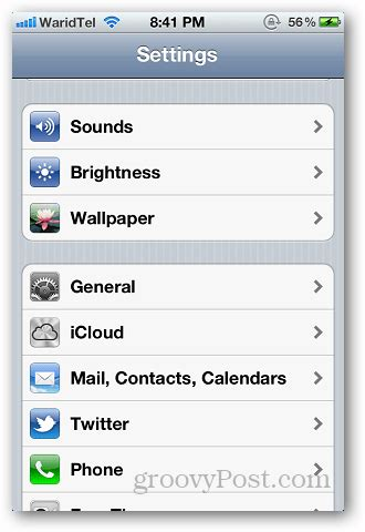 how to display battery percentage on iphone running ios 5.1.1